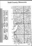 Index Map 003, Todd County 2001