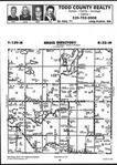 Map Image 008, Todd County 2001