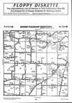 Map Image 016, Wabasha County 1999 Published by Farm and Home Publishers, LTD