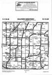 Map Image 021, Wabasha County 1999 Published by Farm and Home Publishers, LTD