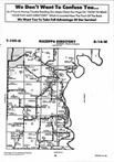 Map Image 024, Wabasha County 1999 Published by Farm and Home Publishers, LTD
