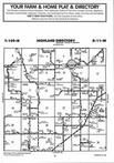 Map Image 033, Wabasha County 1999 Published by Farm and Home Publishers, LTD