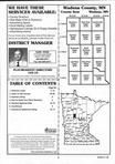 Table of Contents, Wadena County 1997