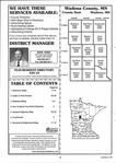 Table of Contents, Wadena County 1998
