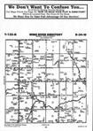 Map Image 001, Wadena County 2000