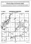 Map Image 025, Wadena County 2000