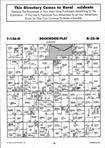 Map Image 014, Wadena County 2002