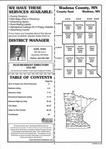 Table of Contents, Wadena County 2002