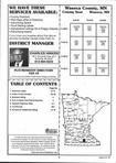 Table of Contents, Waseca County 1998