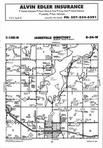 Map Image 014, Waseca County 1999