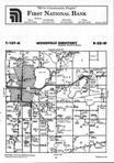 Map Image 001, Waseca County 2000