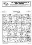 Map Image 004, Waseca County 2000