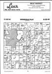 Map Image 002, Waseca County 2001