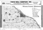Index Map, Winona County 2002 Published by Farm and Home Publishers, LTD