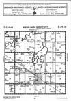 Map Image 001, Yellow Medicine County 2000