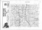Index Map, Adair County 1981 Published by Directory Service Company
