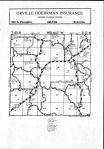 Walnut T61N-R17W, Adair County 1981 Published by Directory Service Company