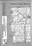 Schuyler County Index Map 1, Adair and Schuyler Counties 1995
