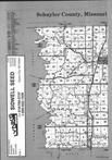 Schuyler County Index Map 2, Adair and Schuyler Counties 1996