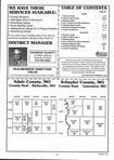Table of Contents, Adair and Schuyler Counties 2000