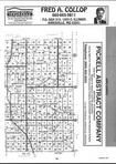 Adair County Index Map 002, Adair and Schuyler Counties 2001