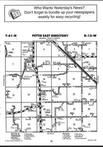 Adair County Map Image 020, Adair and Schuyler Counties 2001