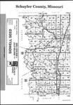 Schuyler County Index Map 001, Adair and Schuyler Counties 2001