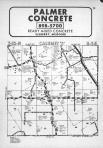 Map Image 008, Pike and Ralls Counties 1974