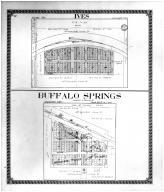 Ives, Buffalo Springs, Bowman County 1917