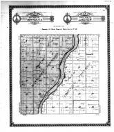 Minnesota Township East, Lakeview Township South, Burke County 1914