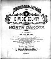 Title Page, Divide County 1915