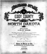 Title Page, Eddy County 1910