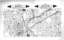 Arvilla Township, Hegton Township, Larimore, Grand Forks County 1893