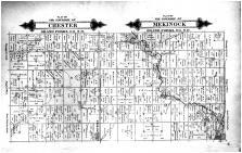 Chester Township, Mekinock Township, Emerado, Blooming, Grand Forks County 1893