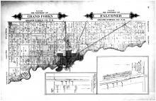 Grand Forks Township, Falconer Township, McCanna, Johnstown Station, Grand Forks County 1893