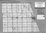 Index Map, Grand Forks County 1995