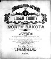 Title Page, Logan County 1916