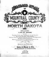 Title Page, Mountrail County 1917