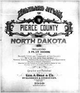 Title Page, Pierce County 1910 Published by Ogle