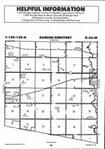 Sargent County Map Image 023, Ransom and Sargent Counties 1995