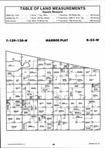 Sargent County Map Image 028, Ransom and Sargent Counties 1995