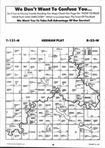 Sargent County Map Image 034, Ransom and Sargent Counties 1995