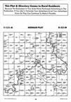 Sargent County Map Image 015, Ransom and Sargent Counties 1996