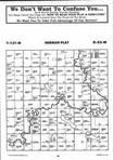 Sargent County Map Image 034, Ransom and Sargent Counties 1997