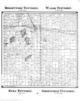 Brightwood Township, Elma Township, Waldo Township, Greenfield Township, Richland County 1897 Microfilm