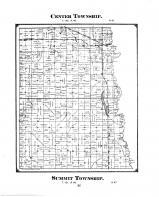 Center Township, Summit Township, Richland County 1897 Microfilm