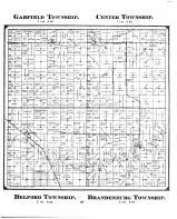 Garfield Township, Center Township, Belford Township, Brandenburg Township, Richland County 1897 Microfilm
