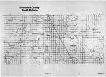 Index Map, Stutsman County 1988