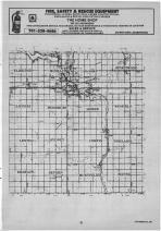 Index Map 3, Stutsman County 1989