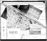 Harvey, Bremen, Sykeston - Above, Wells County 1911 Microfilm